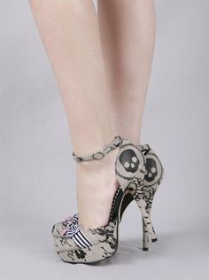 serious heels. seriously cool.