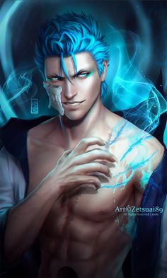 Grimmjow Jaegerjaquez is a favourite Arrancar who worked for Aizen Sosuke. Before Grimmjow ever became a Arrancar, he was a…
