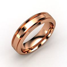 Every think of Rose Gold for men?   It's becoming a new trend!