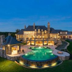 This extremely opulent European-inspired oceanfront mega mansion is located at 12510 Seminole Beach Road in North Palm Beach, FL. It is owned by West Virginia businessman Chris Cline. It was designed by architect Stuart Brenner