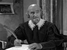 The Bard appeared in an episode of The Twilight Zone called. The Bard! Science Fiction Series, Best Sci Fi, Episode Guide, William Shakespeare, Season 4, Twilight, Pop Culture, Actors, 5th Dimension