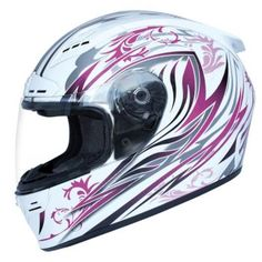 SEVEN ZERO SEVEN - Women's Backlash Allure Full-Face Motorcycle Helmet - Full-Face - Motorcycle Helmets - Street - Women's - CycleGear - Cycle Gear