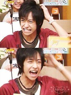 八乙女パターンです。 it's normal for him to make a cute mistake and then laugh in the end after realising it.