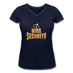 Chic Et Choc, Ring Security, T Shirt, Tops, Women, Fashion, Bridal Shower, Wedding Bride, Man Women