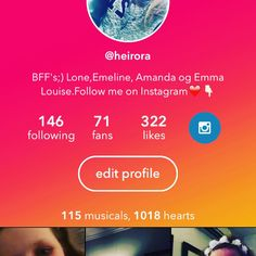 Follow me on musical.ly❤️