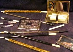 Cigarette cases and holders