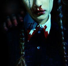 creepy photo manipulation | Super Creepy Photo Manipulations Works by Diana Dihaze - 16