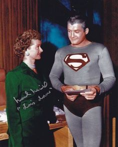 ADVENTURES OF SUPERMAN LOIS LANE NOEL NEILL # 3 hand signed