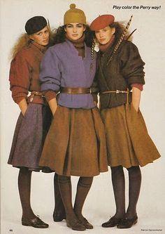 Perry Ellis vintage American Designer Vogue Pattern  # 2355?  Trying to find it...
