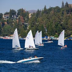 Lake Arrowhead's Four Seasons Sports I can see our dock :) San Bernardino National Forest, Lake Arrowhead, Mountain Vacations, Small Town Girl, California Dreamin', Travel Abroad, Travel And Leisure, Outdoor Travel, Weekend Getaways