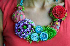 My Pandora - Necklace by VeruDesigns, via Flickr