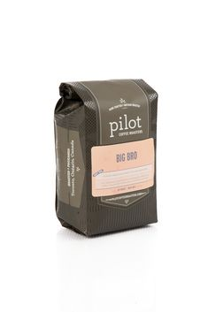 Pilot Coffee Roasters -- I really like the font chosen and the simplicity of it, very well done!