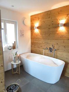 Badewanne freistehend an wand  Bildergebnis für badewanne freistehend an wand | Bad | Pinterest ...