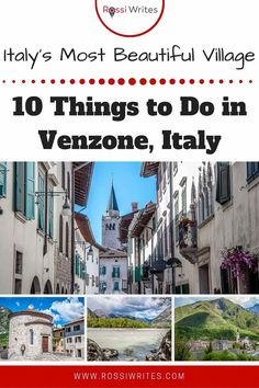 Pin Me - 10 Things to Do in Venzone - Italy's Most Beautiful Village for 2017 - rossiwrites.comItaly's Most Beautiful Village for 2017 - rossiwrites.com Travel Advise, Travel Articles, Italy Travel Tips, Travel Destinations, All About Italy, Italian Village, Best Travel Guides, Travel Images, Solo Travel