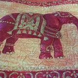Trapunto - Elephant
