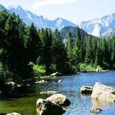Rocky Mountain National Park near Estes. :)