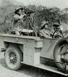 Martin & Osa Johnson- Safari FilmLegends