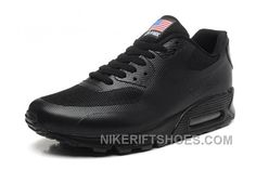 62e42bf7ed NIKE Air Max 90 Hyperfuse American Flag Black 36-46 Super Deals 5ZEWBQ,  Price: $88.50 - Nike Rift Shoes