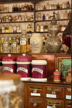 Victorian chemist shop by Dr Sam C