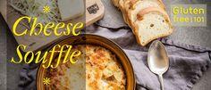 Σουφλέ Τυριών χωρίς γλουτένη Cheese Souffle, Gluten, Ethnic Recipes, Food, Essen, Meals, Yemek, Eten