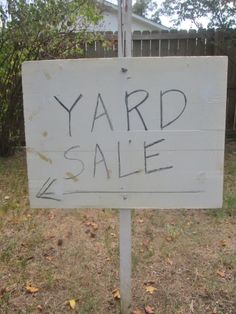 10 Best Things to Buy at Garage Sales to Save Money