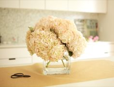 Watch Our Mom Hacks: The Easiest DIY Way To Create a Flower Arrangement