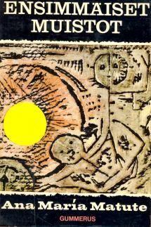 Ensimmäiset muistot | Kirjasampo.fi - kirjallisuuden kotisivu