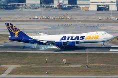 Atlas Air Boeing 747 freighter
