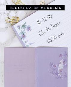 From our instagram @savethedateprojects Acuérdate que tu pedido de tarjetas de matrimonio o papelería a Medellín lo puedes recoger el  Viernes 16 de diciembre en el Centro Comercial el Tesoro a las 8:30 de la noche  Ah! Y lógicamente también tu regalito de aguinaldo . . #papeleriadeboda #tarjetasdematrimonio #invitacionesdematrimonio #stationery #medellin #libretas #notebooks #posters #savethedateprojects #aguinaldo