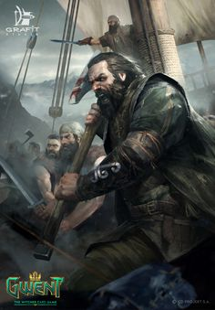 ArtStation - Dimun Pirate Captain , Grafit Studio