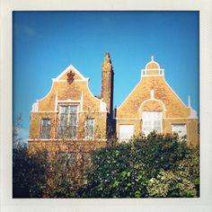 Rooftops in Homerton, Hackney