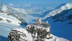 jungfraujoch switzerland - Google Search