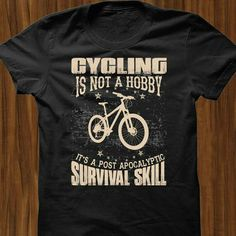 Awesome Cycling Shirt - gift up hoodie Cycling T Shirts, Bike Shirts, Xmas Shirts, Cycling Bikes, Cool Hoodies, Cool T Shirts, Shirt Hoodies, Funny Shirts, Hooded Sweatshirts
