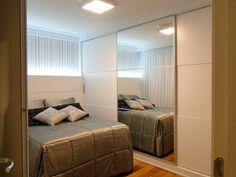 guarda roupa com camas embutidas de casal - Pesquisa Google