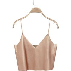Yoins Leather Sexy V-neck Sleeveless Crop Top (51 BRL) ❤ liked on Polyvore featuring tops, crop tops, yoins, shirts, black, crop top, v neck tops, cami top, cami crop top and v-neck shirt