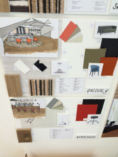 Display Architecture Interior Design Degree Show