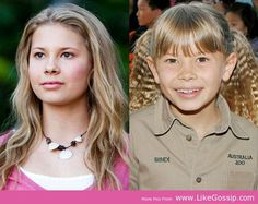 Crocodile Hunter Steve Irwins Daughter: Bindi Become A Young Lady Click Image To Read Full News