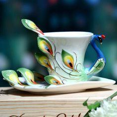 Приятного чаепития! Часть 2: удивительные керамические чашки - Ярмарка Мастеров - ручная работа, handmade