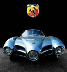 1958 Abarth design 1500