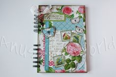 Cuadernos Botanical Garden - Anuski´s World