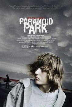 Exquisite Independent Film Posters series: Paranoid Park