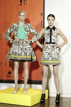 Alice + Olivia Resort 2016 - Collection - Gallery - Style.com http://www.style.com/slideshows/fashion-shows/resort-2016/alice-olivia/collection/5