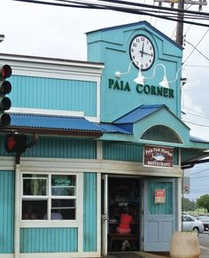 Paia Fish Market • Maui This place was really neat, and delicious! :)