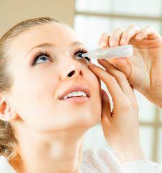 """Come rimediare alla sindrome da """"occhio secco"""" causata da troppe ore al pc - Ambiente Bio"""