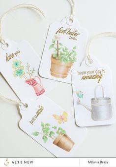 Stamp Focus: Garden Grow «