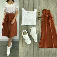 Product details of korean fashion dress bangkok terno dress (top and skirt) formal terno dress daily use or party use Korean Fashion Dress, Modest Fashion, Hijab Fashion, Fashion Dresses, Mode Outfits, Skirt Outfits, Trendy Outfits, Summer Outfits, Mode Grunge