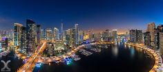 Dubai Marina Ultrawide   Flickr - Photo Sharing!