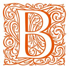 Ornamented initial letter, created by Maria Doreuli for Typejournal.ru.