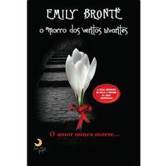 O morro dos ventos uivantes de Emily Brönte. Com um mocinho nada convencional, essa história nos mostra como um romance pode estar recheado de ódio, vingança, paixão e desespero.