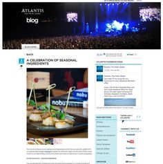 Our photography on Atlantis Hotel blog.